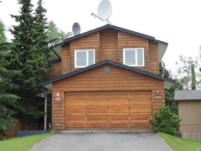 Eagle River Single Family Home For Sale: 9226 Geese Circle