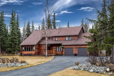 Anchorage Single Family Home For Sale: 6010 W Tree Drive