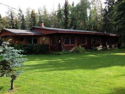 Anchorage Single Family Home For Sale: 3727 Abbott Road