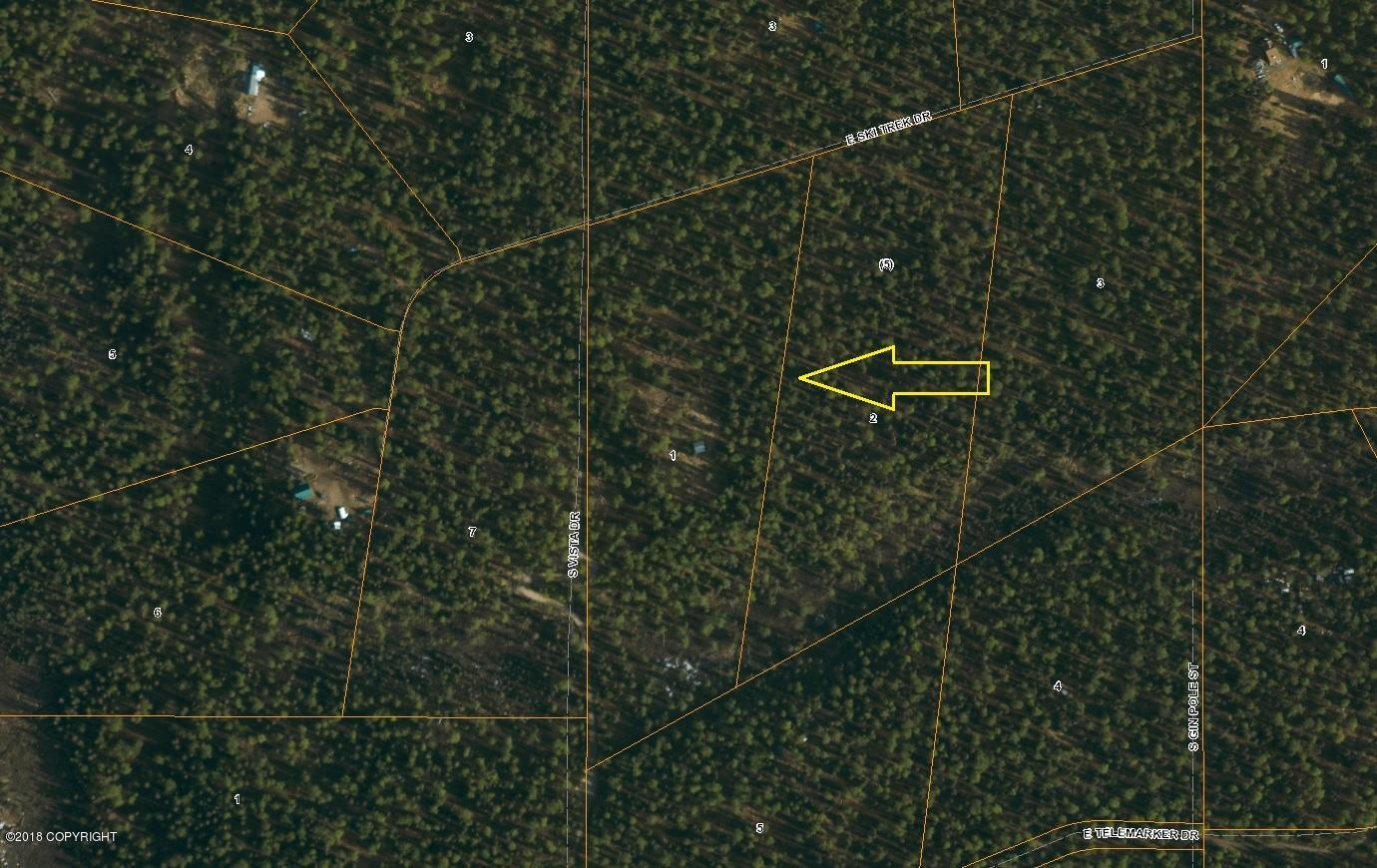 10 acres in Talkeetna for $22,500