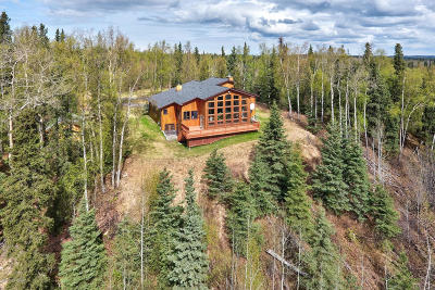 Soldotna AK Single Family Home For Sale: $629,500
