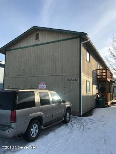 Anchorage Multi Family Home For Sale: 5720 E 4 Th Avenue