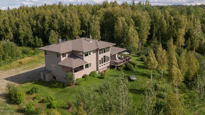 Big Lake Single Family Home For Sale: D005 No Road
