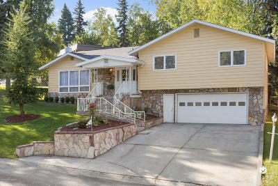 Anchorage Single Family Home For Sale: 2212 Vanderbilt Circle