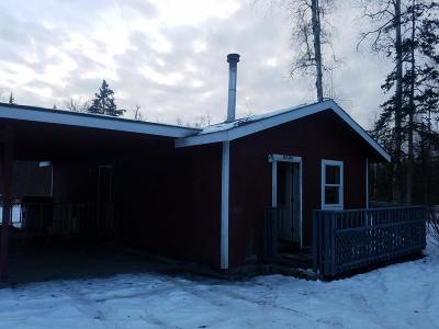 Wasilla Single Family Home For Sale: 8800 W Bunting Street