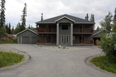 Wasilla Rental For Rent: 400 E Chickaloon Way #2