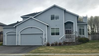 Anchorage Single Family Home For Sale: 3217 Discovery Bay Drive