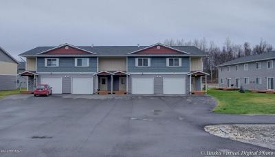 Wasilla Rental For Rent: 1600 E Kinzi Circle #2