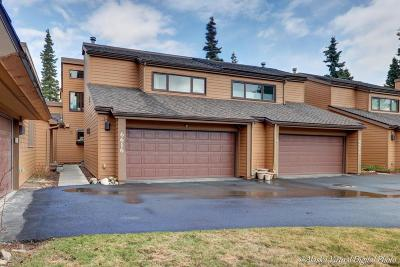 Anchorage Single Family Home For Sale: 6616 Lakeway Drive