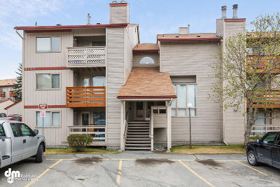 Anchorage Condo/Townhouse For Sale: 9715 Independence Drive #B309