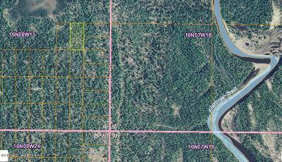 Residential Lots & Land For Sale: Remote,  No Road