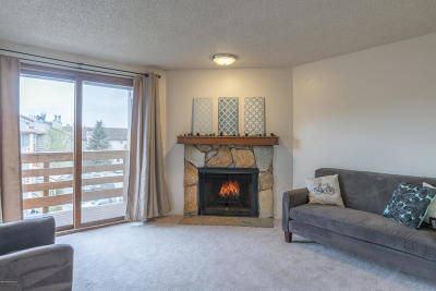 Anchorage Condo/Townhouse For Sale: 9625 Independence C305 Drive #C-305