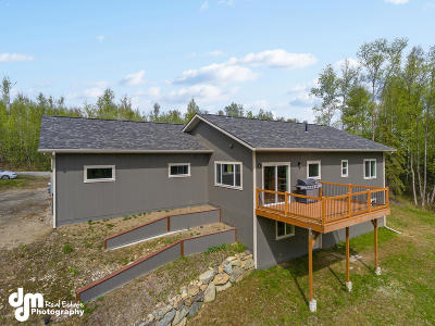 Wasilla AK Single Family Home For Sale: $329,000