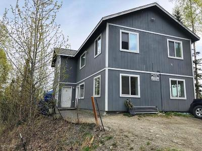 Big Lake Multi Family Home For Sale: 4825 S Dollar Road