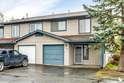 Anchorage AK Single Family Home For Sale: $184,900
