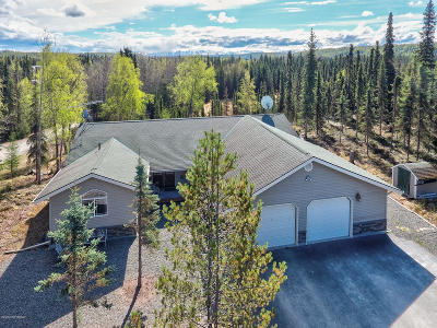 Soldotna, Sterling, Kenai Single Family Home For Sale: 34120 Snow Lane