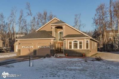 Wasilla Single Family Home For Sale: 2177 S Paddock Drive