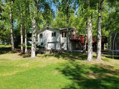 Wasilla Single Family Home For Sale: 926 W Airway Circle