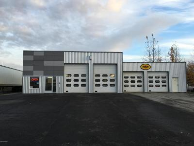 Anchorage Commercial Lease For Lease: 1721 E Dowling Road