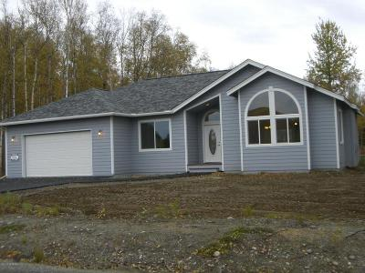 Wasilla Single Family Home For Sale: 1914 E Carr Smith Street