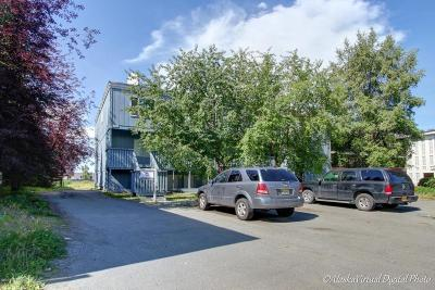 Anchorage AK Multi Family Home For Sale: $585,000