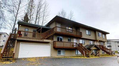 Anchorage Multi Family Home For Sale: 3620 E 42nd Circle