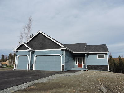 1a - Anchorage Municipality Single Family Home For Sale: NHN L2 Amonson