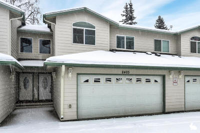 Anchorage AK Condo/Townhouse For Sale: $222,900