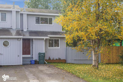 Anchorage Single Family Home For Sale: 229 Orange Leaf Circle