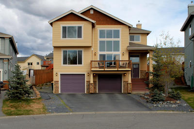 Anchorage Single Family Home For Sale: 12281 Silver Spruce Circle