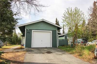 Kenai Multi Family Home For Sale: 808 Auk Street