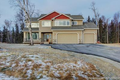Chugiak AK Single Family Home For Sale: $549,950