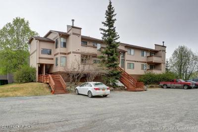 Eagle River Condo/Townhouse For Sale: 11720 Business Boulevard #107-A