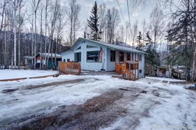Chugiak Single Family Home For Sale: 22606 Northwoods Drive