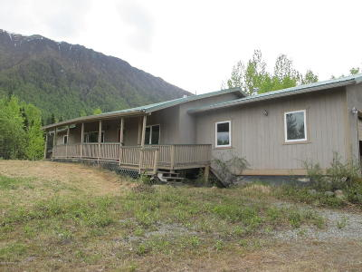 Chugiak AK Single Family Home For Sale: $99,000