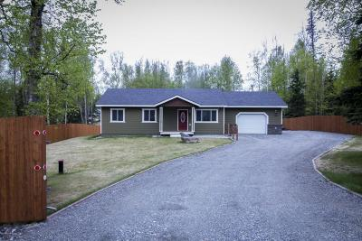 Anchorage, Chugiak, Eagle River, Palmer, Wasilla Single Family Home For Sale: 5441 W Limberlost Avenue