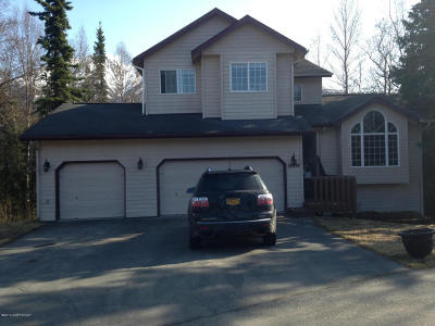Eagle River Rental For Rent: 18924 Sokolof Circle