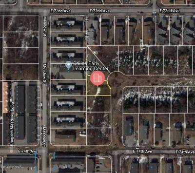 Anchorage Residential Lots & Land For Sale: L27 B2 73rd Avenue