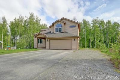 Wasilla Single Family Home For Sale: 6900 W Sandvik Drive