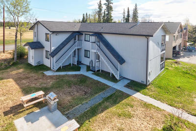Kenai Multi Family Home For Sale: 807 Auk Street