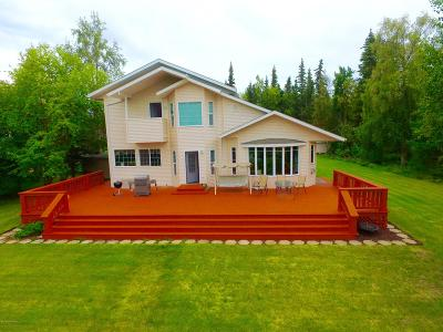 Soldotna, Sterling, Kenai Single Family Home For Sale: 47300 Winridge Avenue