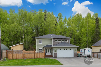 Chugiak, Eagle River Single Family Home For Sale: 17442 N Juanita Loop