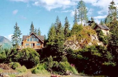 Halibut Cove Single Family Home For Sale: 52355 Chalaka Trl Rem SW