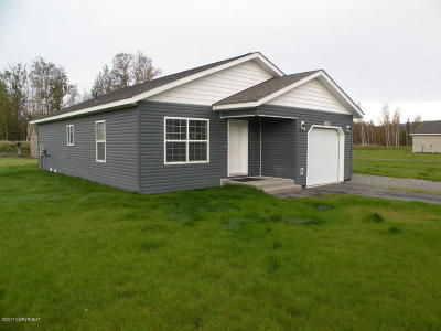 Wasilla Rental For Rent: 1588 S B Shannon Street