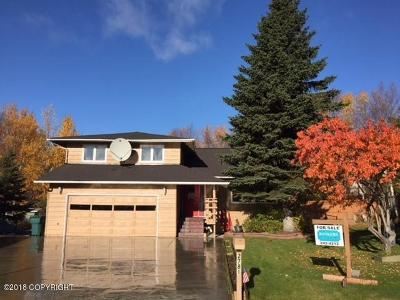 Anchorage Single Family Home For Sale: 2781 Pelican Court