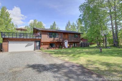 Wasilla AK Single Family Home For Sale: $239,900