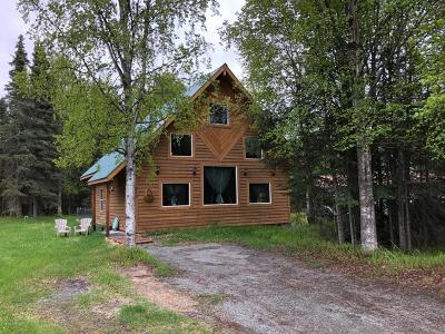 Kenai Single Family Home For Sale: 310 N Forest Drive