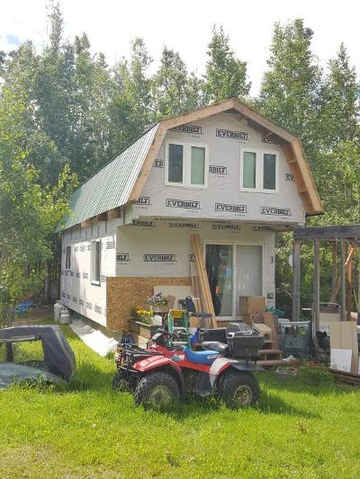 Wasilla Single Family Home For Sale: Kgb & Vine