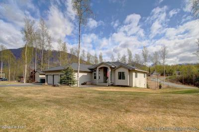 Chugiak AK Single Family Home For Sale: $569,900