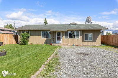 Single Family Home For Sale: 8311 Stormy Place
